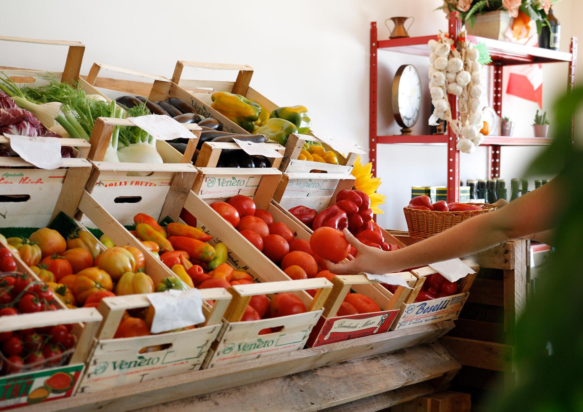 Il negozio | Agriturismo Zapparè